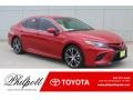 Toyota Camry SE Supersonic Red photo #1