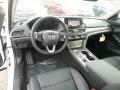 Honda Accord Touring Sedan Platinum White Pearl photo #10
