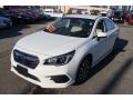 Subaru Legacy 2.5i Premium Crystal White Pearl photo #1