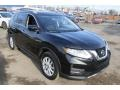 Nissan Rogue SV AWD Magnetic Black photo #3