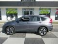 Honda CR-V Touring Modern Steel Metallic photo #1