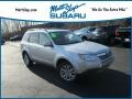Subaru Forester 2.5 X Premium Spark Silver Metallic photo #1