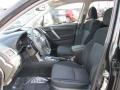 Subaru Forester 2.5i Premium Crystal Black Silica photo #13