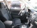 Subaru Forester 2.5i Premium Crystal Black Silica photo #17