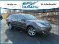 Subaru Outback 2.5i Premium Carbide Gray Metallic photo #1