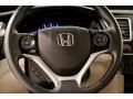 Honda Civic LX Sedan Taffeta White photo #7
