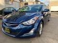 Hyundai Elantra SE Blue photo #1