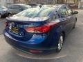 Hyundai Elantra SE Blue photo #4