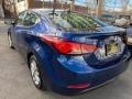Hyundai Elantra SE Blue photo #6
