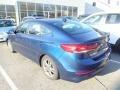 Hyundai Elantra SEL Electric Blue photo #2