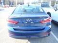 Hyundai Elantra SEL Electric Blue photo #3