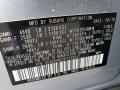 Subaru Outback 2.5i Limited Ice Silver Metallic photo #29