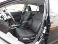 Honda Civic LX Sedan Crystal Black Pearl photo #12