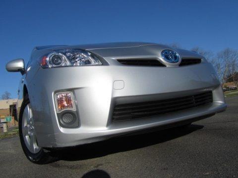 Classic Silver Metallic 2010 Toyota Prius Hybrid III
