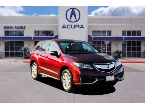 Basque Red Pearl II 2016 Acura RDX