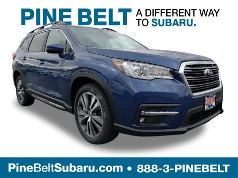 Abyss Blue Pearl 2019 Subaru Ascent Limited