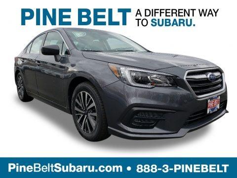 Magnetite Gray Metallic 2019 Subaru Legacy 2.5i