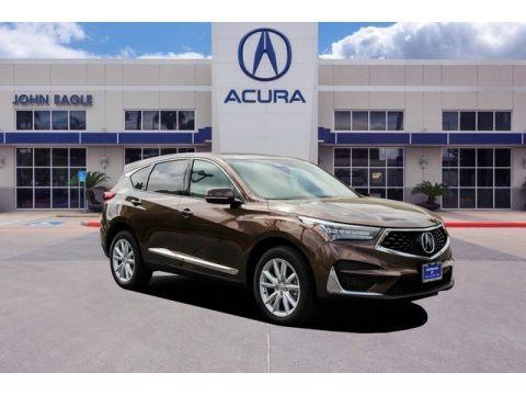 Canyon Bronze Metallic 2019 Acura RDX AWD
