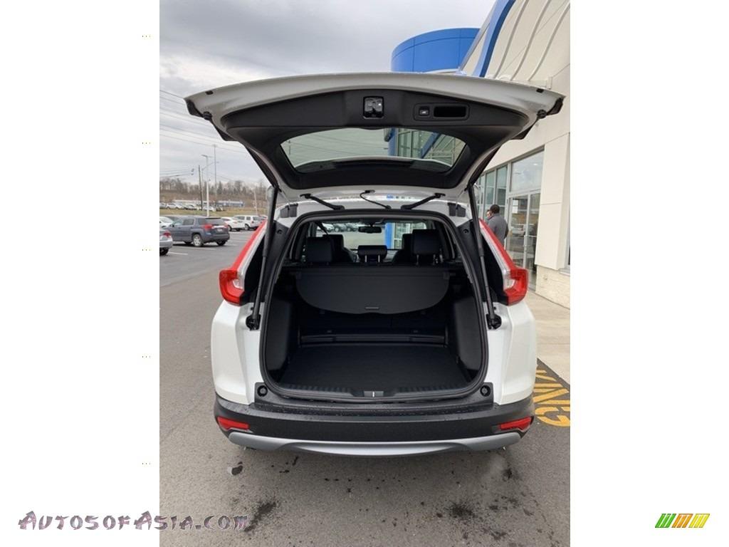 2019 CR-V EX-L AWD - Platinum White Pearl / Black photo #20
