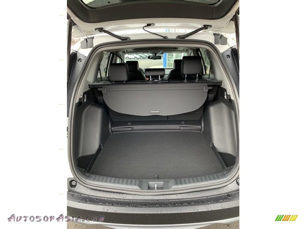 2019 CR-V EX-L AWD - Platinum White Pearl / Black photo #21