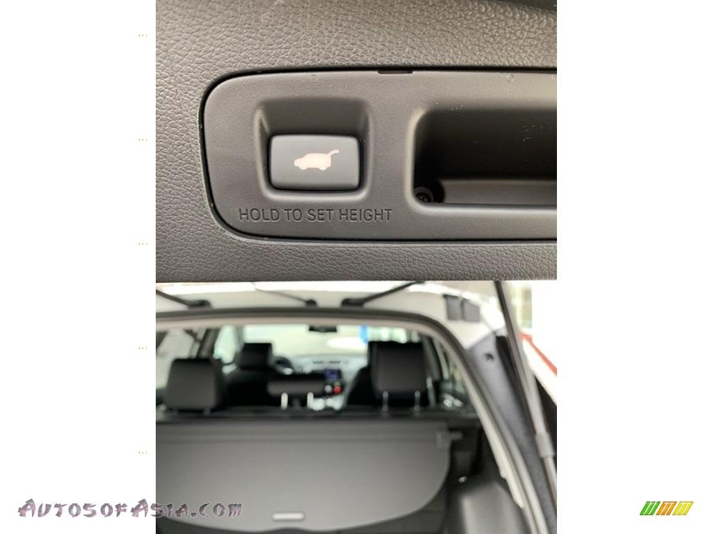 2019 CR-V EX-L AWD - Platinum White Pearl / Black photo #22