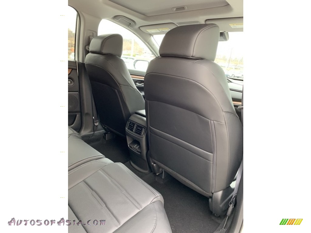 2019 CR-V EX-L AWD - Platinum White Pearl / Black photo #26