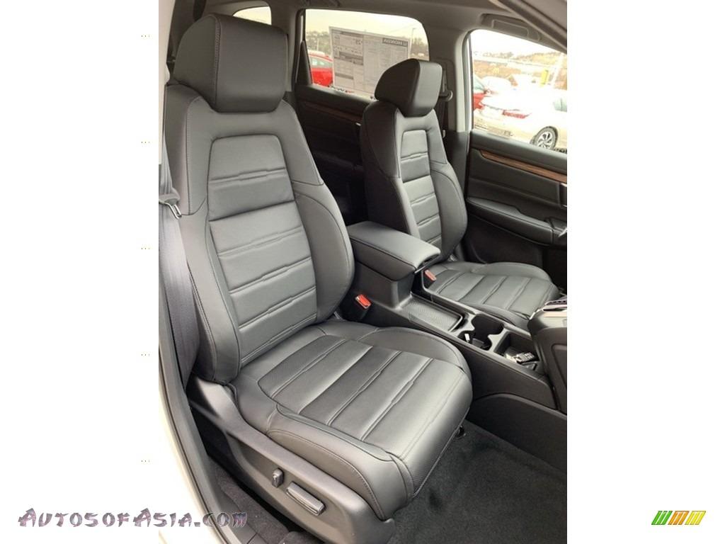 2019 CR-V EX-L AWD - Platinum White Pearl / Black photo #28