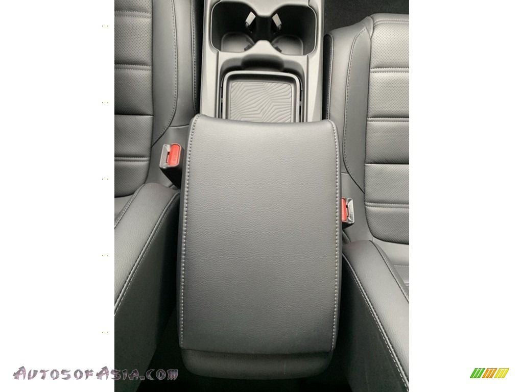 2019 CR-V EX-L AWD - Platinum White Pearl / Black photo #37