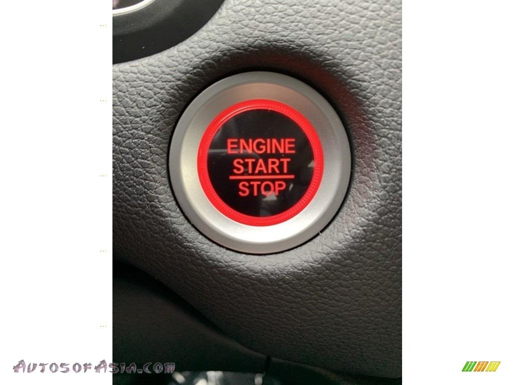 2019 CR-V EX-L AWD - Platinum White Pearl / Black photo #39