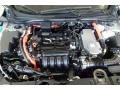 Honda Insight LX Lunar Silver Metallic photo #25