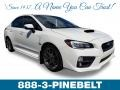 Subaru WRX STI Limited Crystal White Pearl photo #1