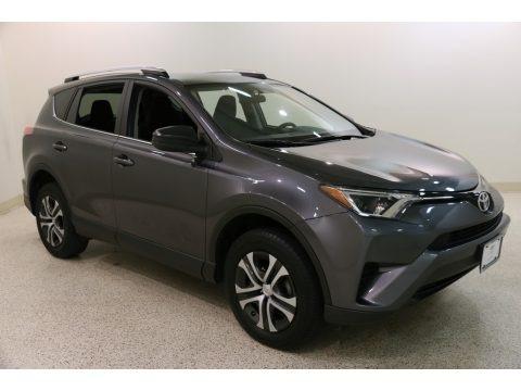 Magnetic Gray Metallic 2016 Toyota RAV4 LE AWD