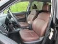 Subaru Forester 2.0XT Touring Crystal Black Silica photo #16