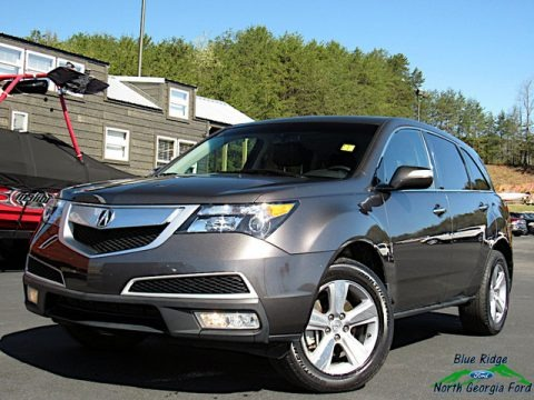 Grigio Metallic 2012 Acura MDX SH-AWD Technology
