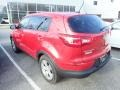 Kia Sportage LX AWD Signal Red photo #2