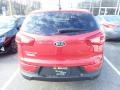 Kia Sportage LX AWD Signal Red photo #3