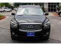 Infiniti QX60 3.5 AWD Black Obsidian photo #2