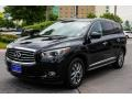 Infiniti QX60 3.5 AWD Black Obsidian photo #3