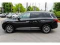 Infiniti QX60 3.5 AWD Black Obsidian photo #4