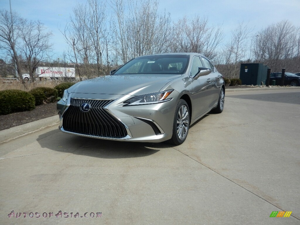 2019 ES 300h - Atomic Silver / Black photo #1