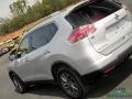 Nissan Rogue SL AWD Brilliant Silver photo #34