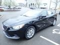 Mazda Mazda6 Sport Jet Black Mica photo #6