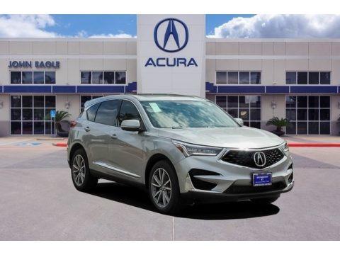 Lunar Silver Metallic 2019 Acura RDX Technology