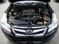 Subaru Legacy 2.5i Crystal Black Silica photo #11