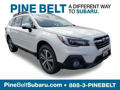 Crystal White Pearl 2019 Subaru Outback 2.5i Limited