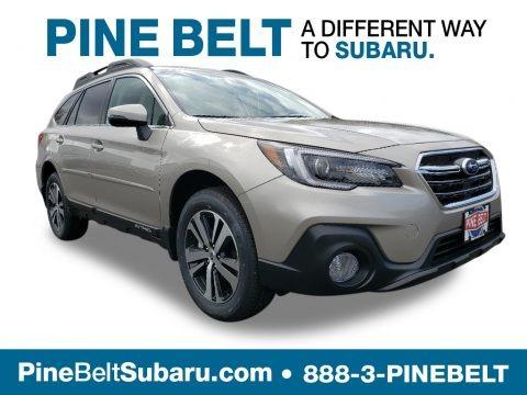 Tungsten Metallic 2019 Subaru Outback 2.5i Limited