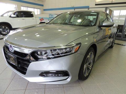 Lunar Silver Metallic 2019 Honda Accord EX Sedan