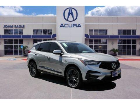 Lunar Silver Metallic 2019 Acura RDX A-Spec