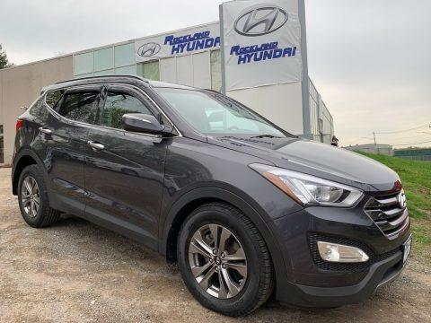 Platinum Graphite 2015 Hyundai Santa Fe Sport 2.4 AWD