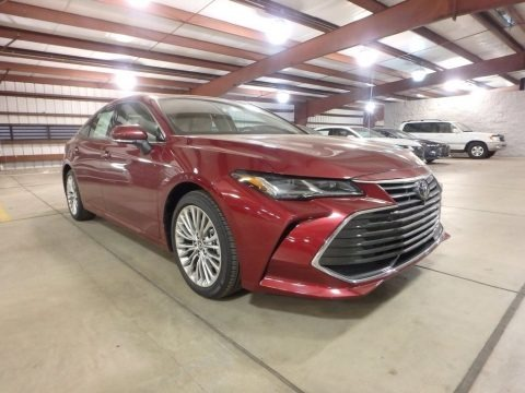 Ruby Flare Pearl 2019 Toyota Avalon Limited